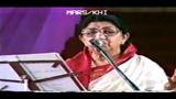 Sawan Ka Mahina-Lata Mangeshkar,Sudesh Bhosle Millennium Concert