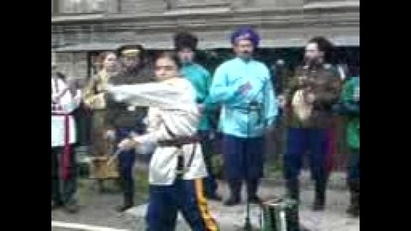 Ром танец с саблями 3gp