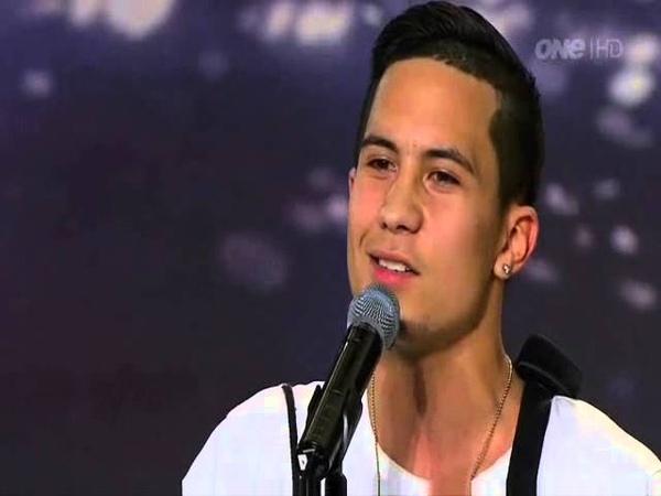 New Zealand's Got Talent 2012 Audition 1 Tawaroa Kawana I Don't Wanna Talk About It