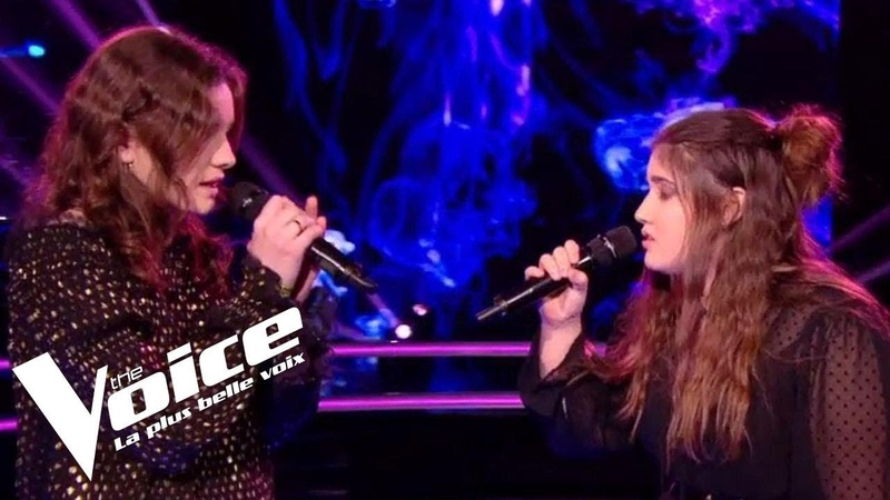 Juliette Armanet - L'amour en solitaire | Capucine vs Sherley Paredes | The Voice France 2018...