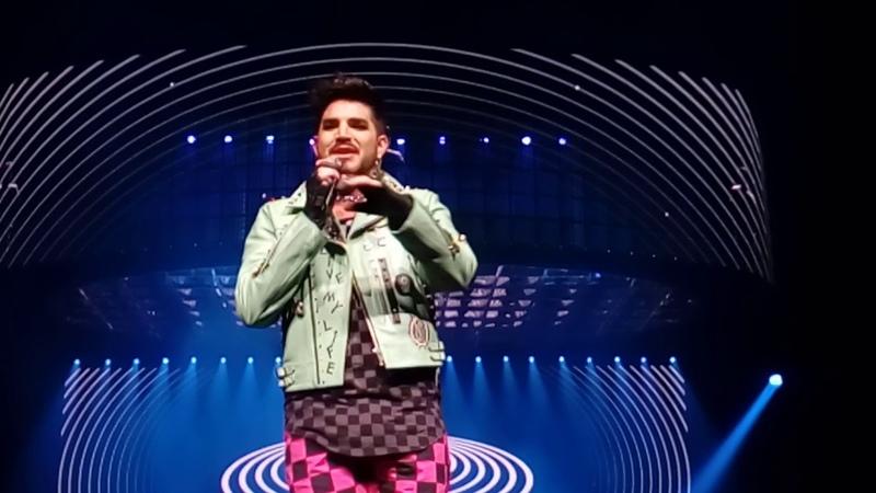 Don't Stop Me Now, Queen Adam Lambert, Cologne, 13-6-2018