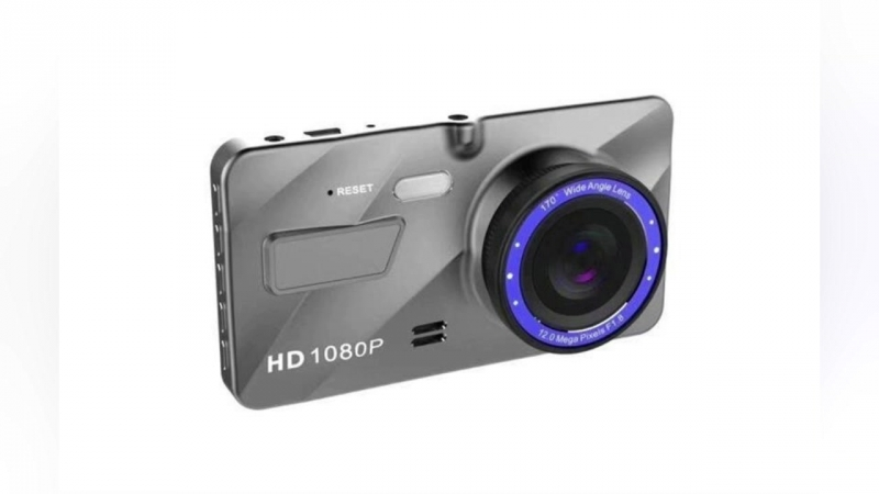 AZGIANT 170 degrees 4.0 inch IPS Screen Full HD 1080P Video Night Vision Video Recorder Built-in G-sensor Loop recording Support