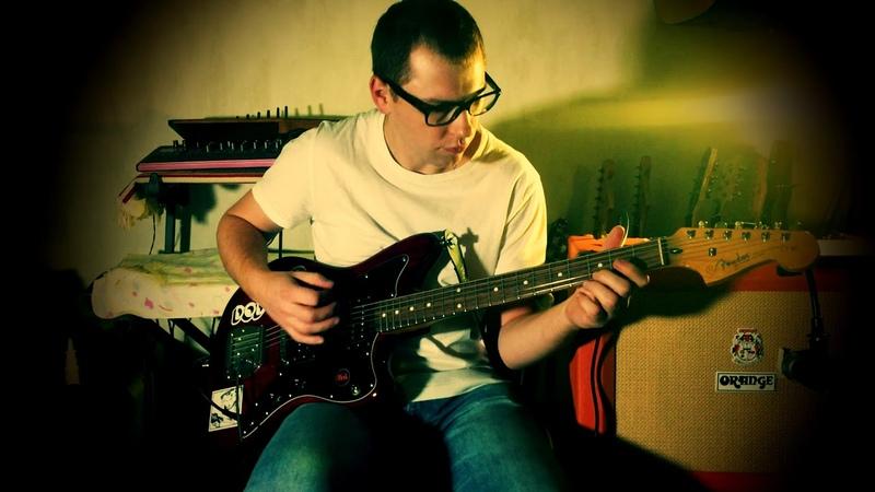 Fender Jazzmaster Modern Player Orange CR60C