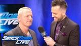 What is Jeff Jarrett looking forward to at WWE TLC?: SmackDown Exclusive, Dec. 11, 2018