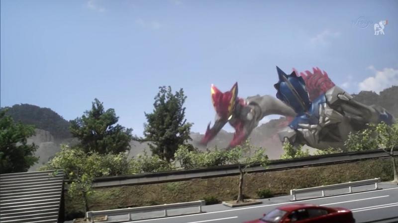 [dragonfox] Ultraman R/B - 01 (RUSUB)