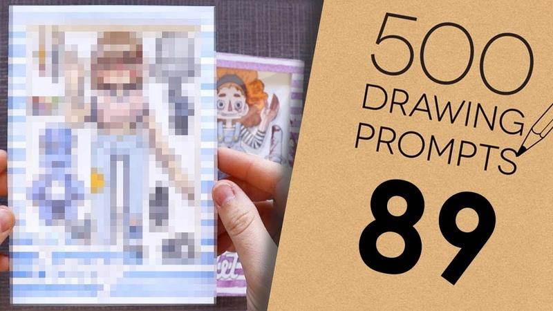 500 Prompts 89 TURNING MYSELF INTO A PACKAGED DOLL