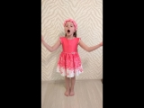 Таисия 6лет катюша