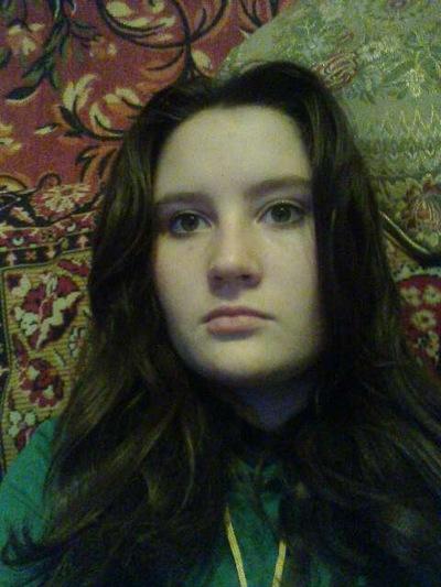 Екатерина Вишнякова, 30 сентября 1996, Абакан, id202535694