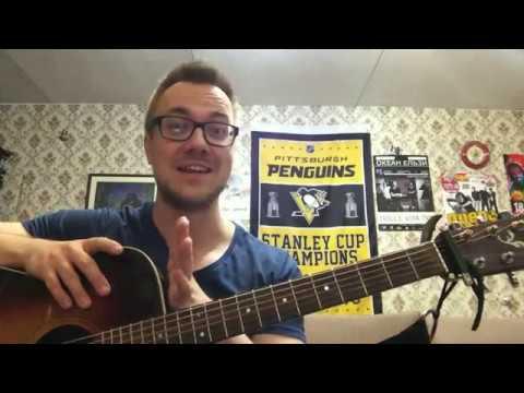 Полжизни с гитарой как учатся играть непрофессионалы