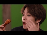 [VIDEO] 160325 EXO @ Goobne Chicken CF - making film