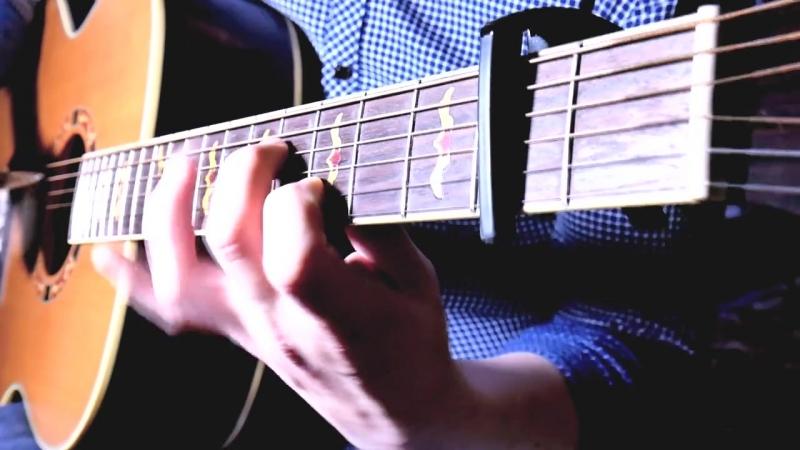 Кавер на песню Lovely Joan в исполнении Agres Ante (no-Fingerstyle guitar)
