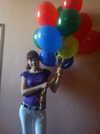 Зарина Рахманкулова, 27 февраля , Ишимбай, id204215078