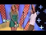 Jennifer Lopez - Tyler Posey - Teen Choice Awards 2014! (Booty Dance) ( 'Maid in Manhattan' Son)