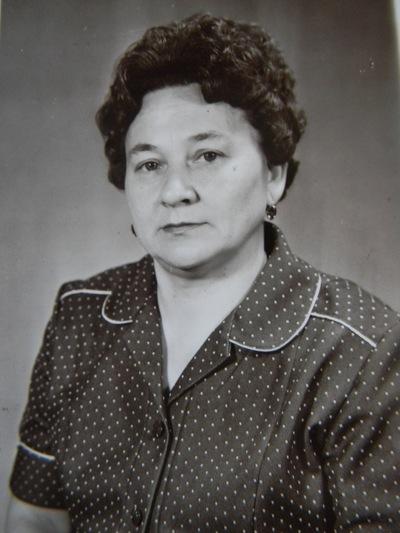 Фарида Сафина, 5 июня 1938, Гомель, id189093840