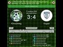 Юнайтед - Ладья 3:4 V Чемпионат Костромской области по мини-футболу (11.11.18)