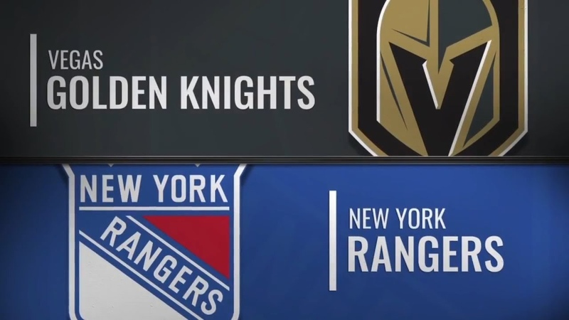 Vegas Golden Knights vs New York Rangers | Dec.15, 2018 NHL | Game Highlights | Обзор матча