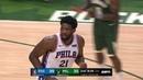 Philadelphia 76ers vs Milwaukee Bucks : March 17, 2019