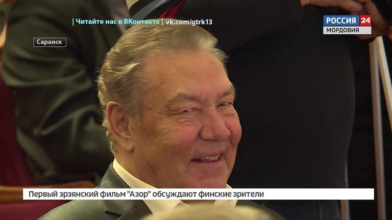 Владимир Волков поощрил работников дорожного хозяйства в профессиональный праздник