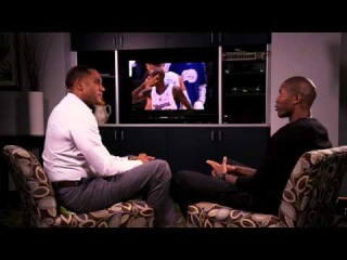 Jamal Crawford Sits Down with Smitty on NBA Inside Stuff