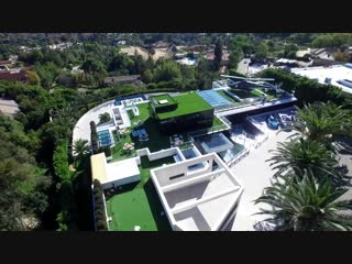 Most Expensive House in the US _ 924 Bel Air Rd. California