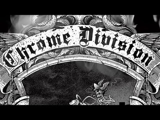 Chrome Division - I'm On Fire Tonight [Lyric Video]