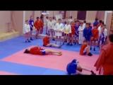 Мастер класс для бойцов #КЕ Комплексного Единоборства в #ДЮКСБЕ_ПОБЕДА.mp4