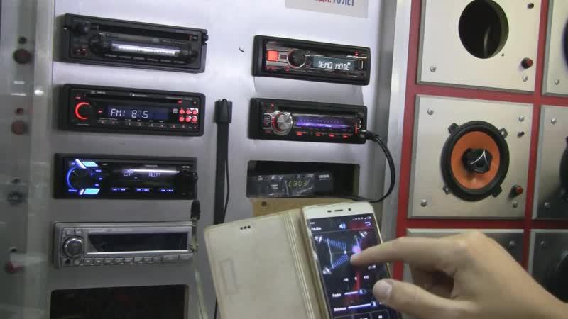 3500 ₽ Медиа ресивер Nakamichi NQ711B ISO коннектор Ключ для демонтажа Пульт ДУ Инструкция Характеристики Производитель Nak