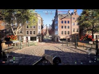 Battlefield V Rotterdam Gameplay
