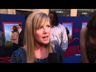 Ashley Jensen at Gnomeo and Juliet Premiere