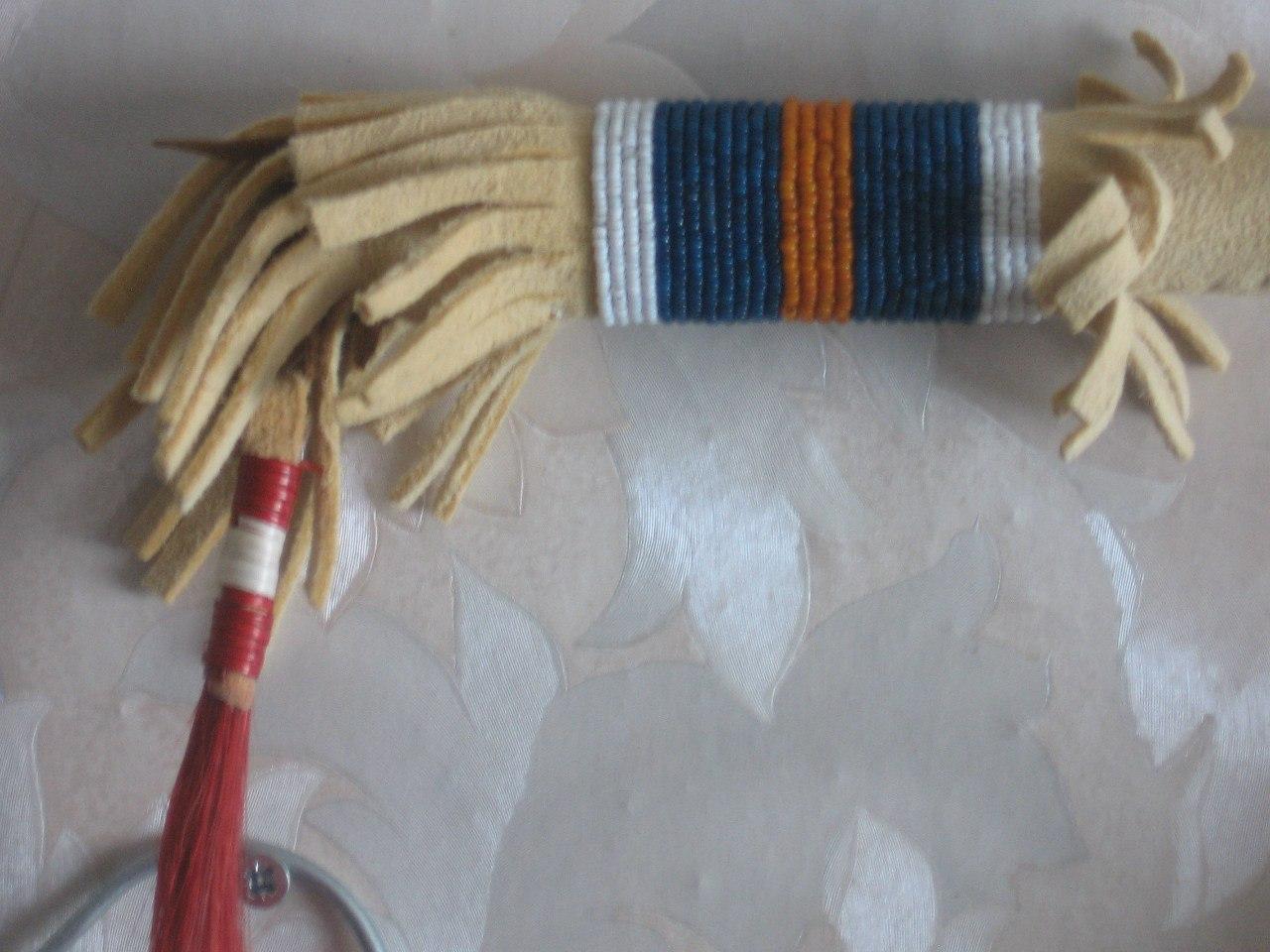 Продается жезл с лапой беркута - танцевальная ргалия для Северного традиционного (old style) YSgDFIWmPcA