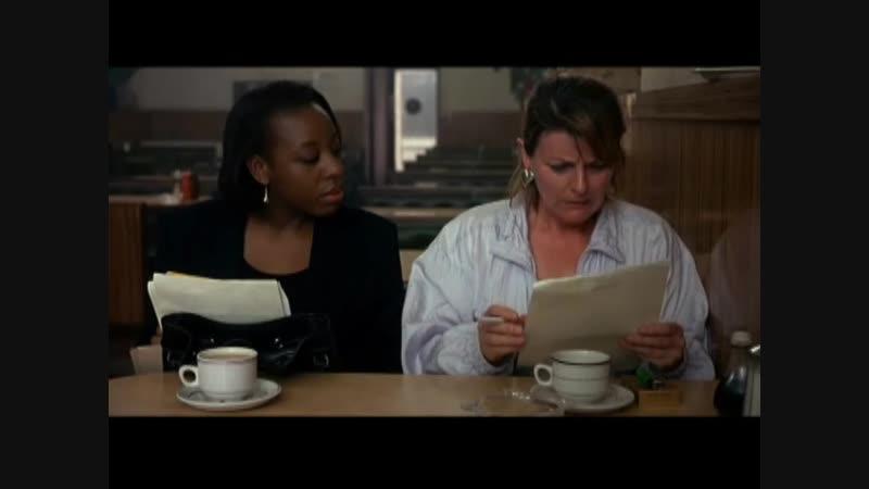 Secrets Lies (1996) - a scene in the cafe