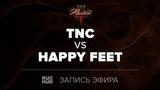 TNC vs Happy Feet, Manilla Masters, game 1 Tekcac