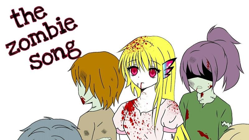 الوصف The zombie song 💟 😅 first meme