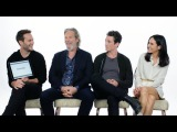 Miles Teller, Jeff Bridges, Taylor Kitsch, &amp Jennifer Connelly Explain Firefighter Slang