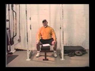 Vogelpohl XXX (Chuck Vogelpohl Westside training DVD) 2/7