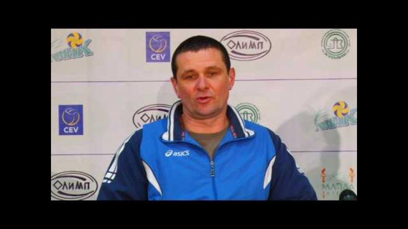 Сезон-201617. Суперлига. 14 тур. Игорь Тартаковский