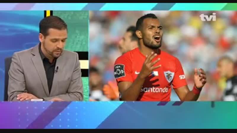 Fernando Andrade abre disputa entre Benfica e FC Porto
