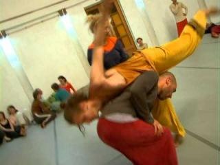 Contact Improvisation, Mirva, Lior & Otto