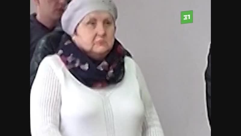 Бабушка челябинской школьницы, которая сбила полицейский, обматирал служителей з
