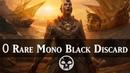 0 Rare Mono Black Discard | Guilds of Ravnica Standard Deck Guide [MTG ARENA]