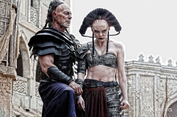 Враги Конана Варвара : Халар Зим и Марик