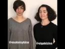 Демо модели Ольги Бизиной и Евгении Соломыкиной