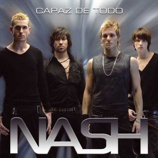 Nash альбом Capaz De Todo