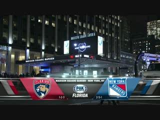 Nhl 2018-2019 / rs / 23.10.2018 / florida panthers vs new york rangers