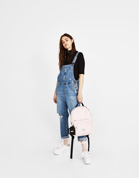 Рюкзак с брелоком для ключей