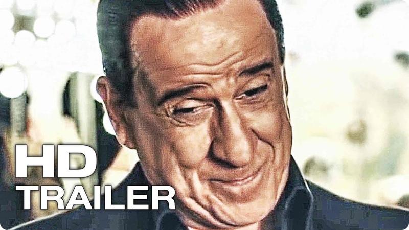 ЛОРО ✩ Трейлер 2 (2018) Сильвио Берлускони Байопик, Паоло Соррентино