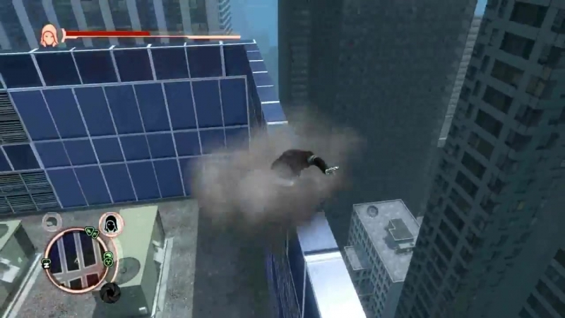 Бег по любой плоскости, прыжки от стены, ( псевдо полёт).