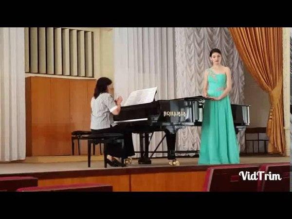 Ипполитов-Иванов. Ариозо Аси из оперы Ася. Катерина Виноградская
