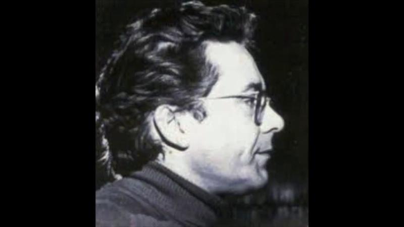 Peter Schreier; Freisinn; Robert Schumann