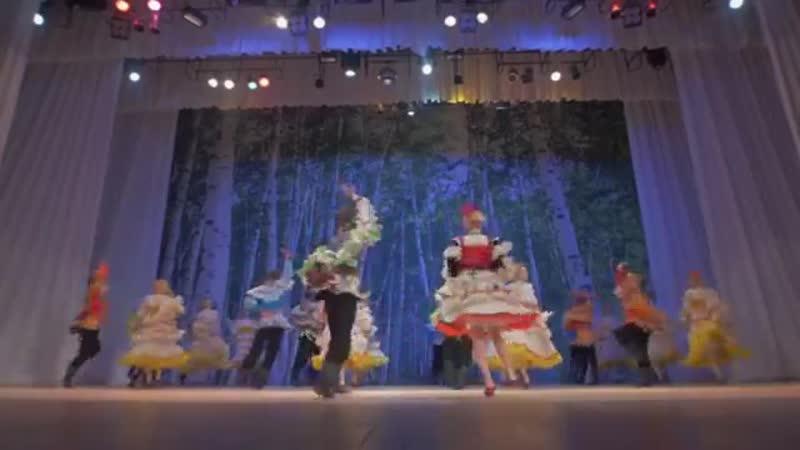 Ансамбль танца сибири имени Михаила Годенко На птичьем дворе